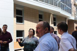 Мамуткин Вениамин Викентьевич, Начальник отдела архитектуры и градостроительства – главный архитектор города Чебоксары